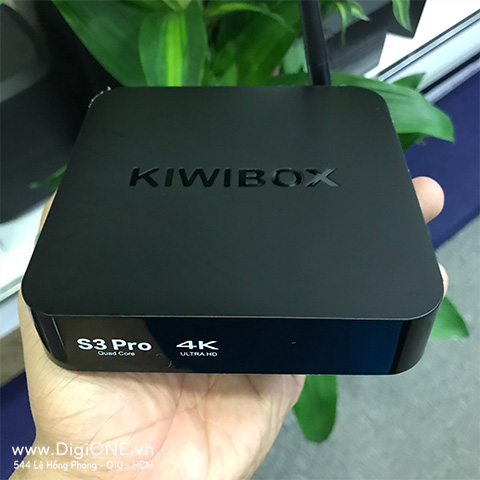 Android Tv Box kiwibox s3 pro