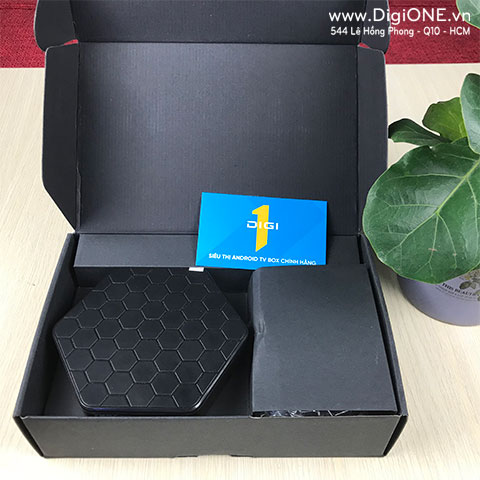 ANDROID TV BOX T95z Plus