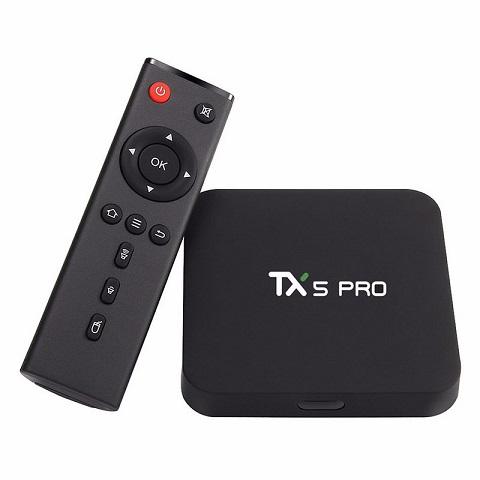 ANDROID TV BOX Tanix TX5 Pro