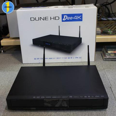 ĐẦU HD DUNE DUO 4K