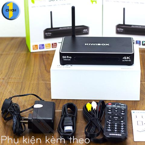 Android Tv Box KIWIBOX S8 PRO
