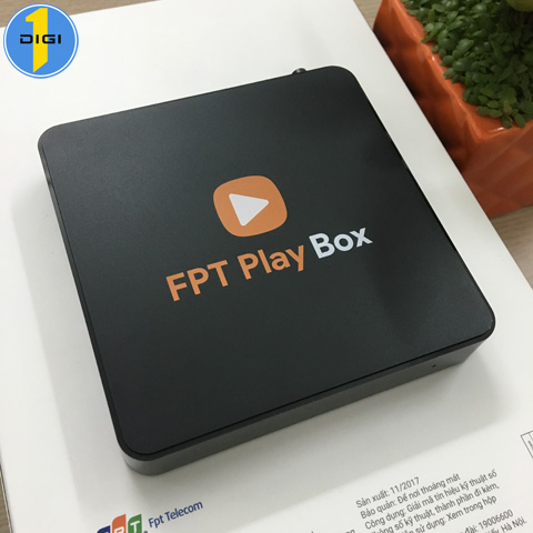Android Tv Box FPT PLAYBOX 4K