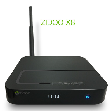 zidoo-x8-android-tv-box