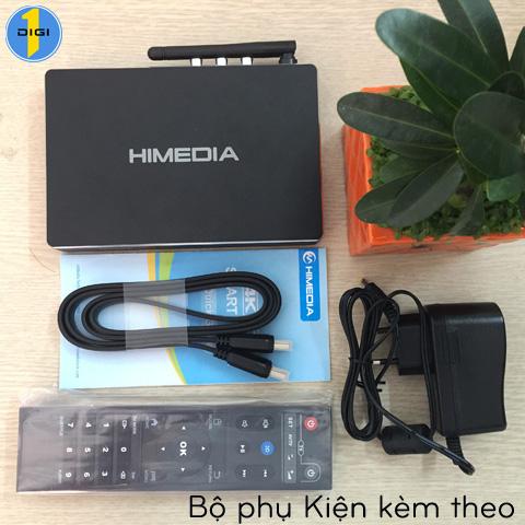 Android Tv Box Himedia  A5