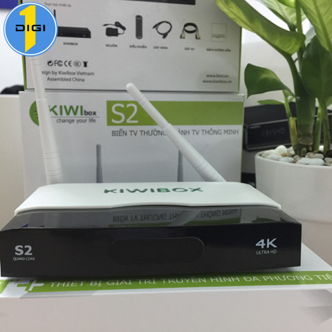 Android Tv Box KiwiBox S2
