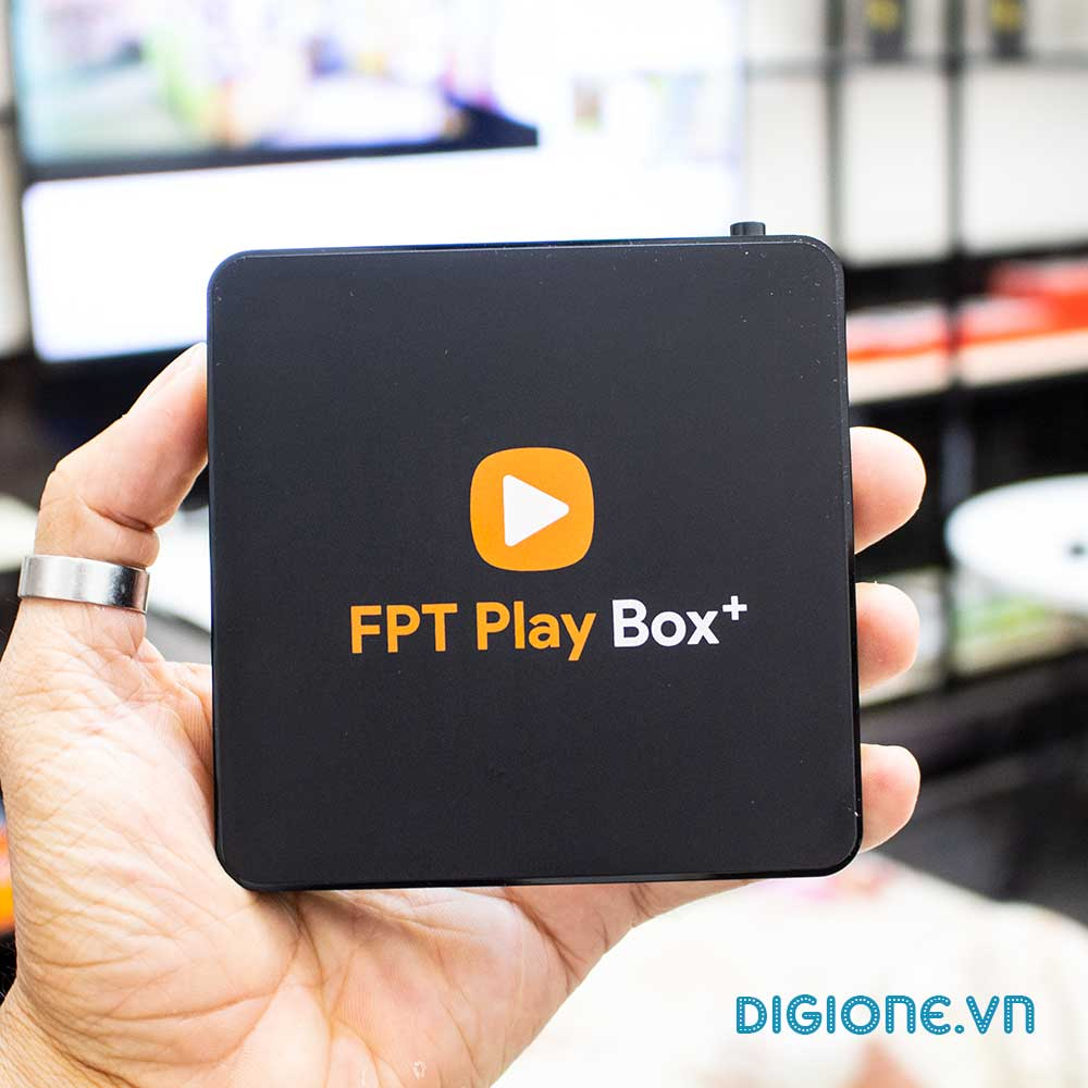COMBO FPT PLAY BOX+ 2019 S400 VÀ VOICE REMOTE