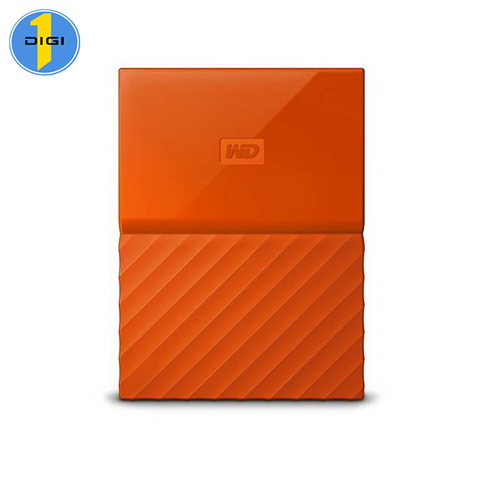 HDD WD My Passport 2TB 2.5