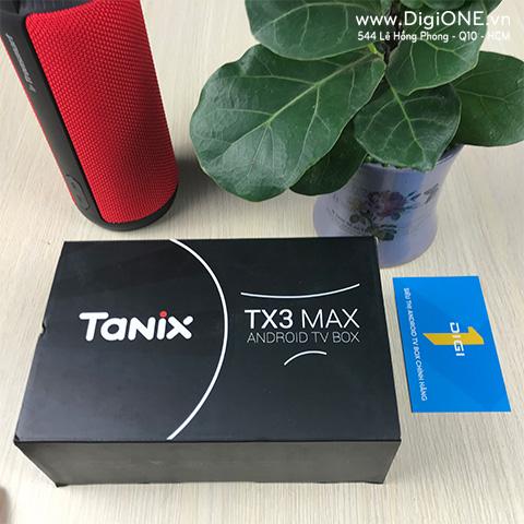 Tanix TX3 Max ANDROID TV BOX